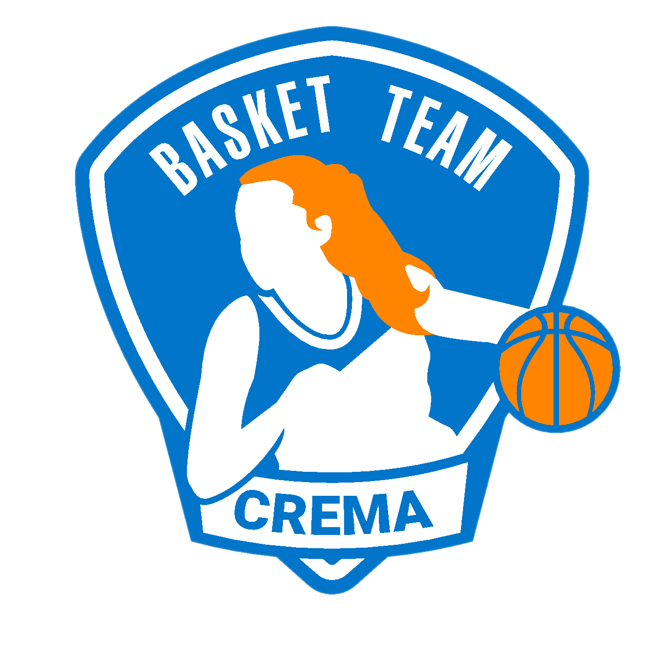 Logo Basket Team Crema
